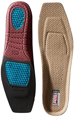 Ariat Men's ATS Footbed Wide Square Toe-10008009 Apparel Accesory, Multi, 7