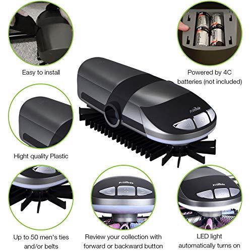 (プリモード)Primode電動タイラック回転式電池とLEDライト付き
