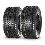 MaxAuto 13x5.00-6 13x5x6 Turf Tires for Lawn and Garden Mower,4PR,P332, Set of 2