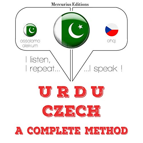 Urdu – Czech. A complete method cover art