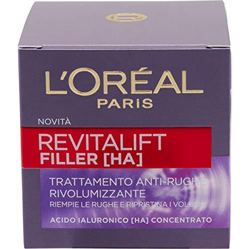 L'Oréal Paris Crema Viso Giorno Revitalift...