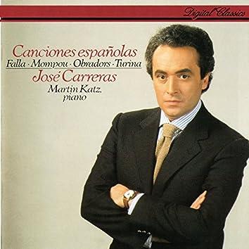Canciones españolas