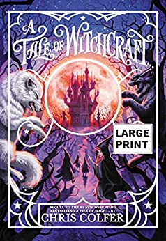 A Tale of Witchcraft... (A Tale of Magic... Book 2) by [Chris Colfer]