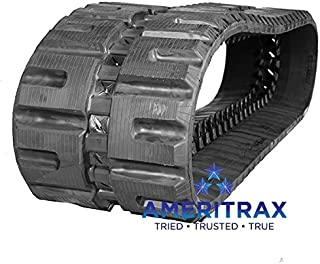 Bobcat T250 Rubber Tracks, CTL Rubber Track, Track Size 450X86X55