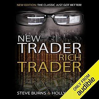 New Trader Rich Trader audiobook cover art