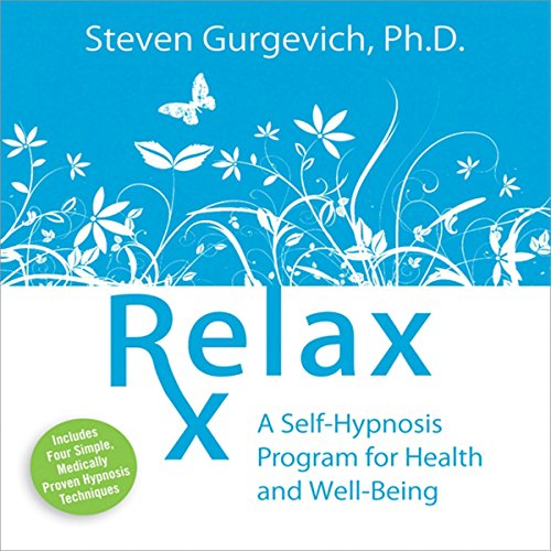 Relax Rx audiobook cover art