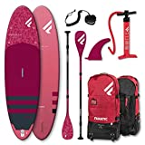 Fanatic Diamante Air 10.4 Stand Up Paddle Tabla Sup Surf-Board Set Carbono 35 Remos