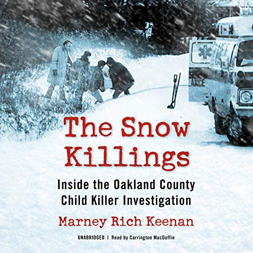 Couverture de The Snow Killings