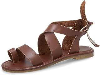 BalaMasa Womens ASL06780 Pu Fashion Sandals