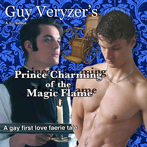 Prince Charming of the Magic Flame audiobook cover art