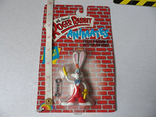 Roger Rabbit 4in Action Figure by Roger Rabbit 2
