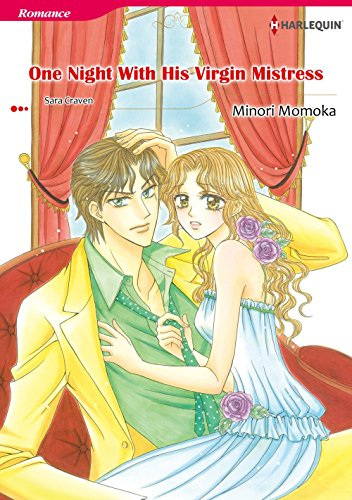 One Night With His Virgin Mistress: Harlequin comics (English Edition)