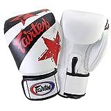 Fairtex Guantes de boxeo Muay Thai (14 onzas)