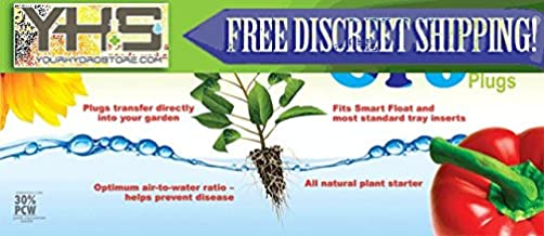 Smart Float Grow Tray Refill Plug, bag of 55 ..(from#_yourhydrostore00; TRYK29401120097545