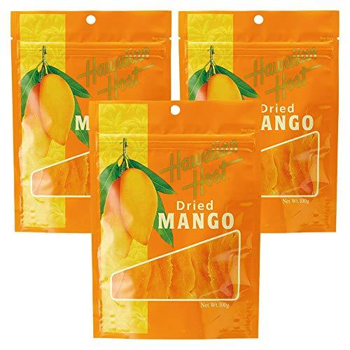 ハワイアンホースト(Hawaiian Host) ドライマンゴー 3袋セット【ハワイ おみやげ(お土産) 輸入食品 スイーツ】