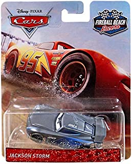 Disney Pixar Cars 3 Fireball Beach Jackson Storm Die-Cast Vehicle