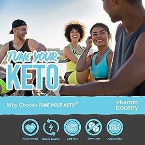 Tune Your Keto - Ketogenic Multivitamin + Electrolytes with MCT, Collagen, Magnesium, Potassium, MCTSmart™ #4