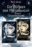 12 - Die Bücher der Mitternacht: Band 1&2 der romantischen Fantasy-Reihe im Sammelband