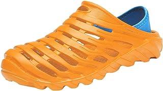 NiSengs Femmes Hommes Couples Lumière Durable Antidérapantes Chaussures Trou Porter Les Deux Sandales La Mode Grande Taill...