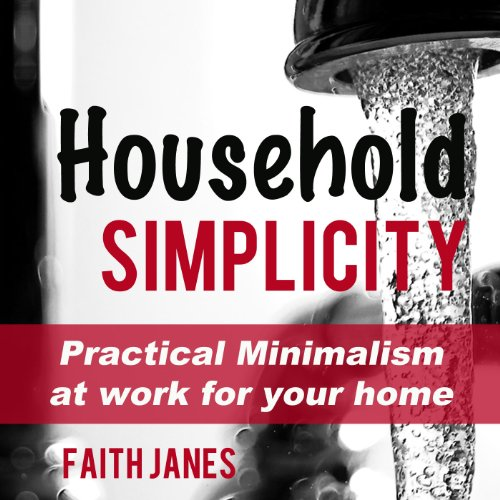Household Simplicity audiobook cover art