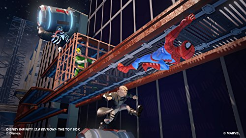 Disney Infinity 2.0: Marvel Super Heroes Playset Spider-Man – [alle Systeme] - 20