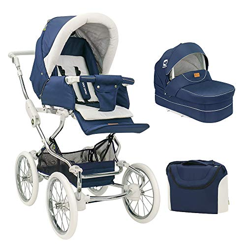 Purchase SpringBuds Baby Stroller Bassinet Carriage Combo, 2-in-1 Baby Strollers Newborn to Toddler ...