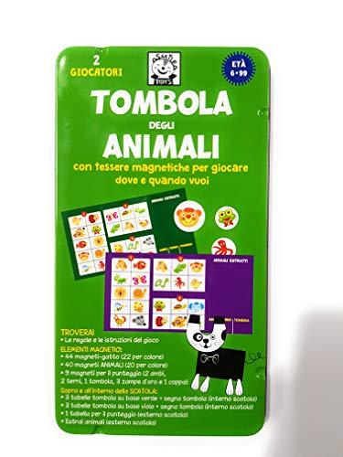 Smile Toys Tombola degli Animali