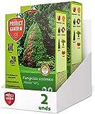 PROTECT GARDEN Fungicida sistémico Aliette WG para cesped y coniferas, 500gr, Verde Agua, 500 Gramos (Pack 2 Unidades)
