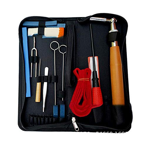 Ibàste 14 piezas Fixed Piano Tuning Tool Kit lo