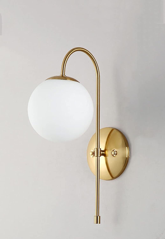 LYX Kunst lampe raum Nordeuropa Einfache Postmodernen Gass wandleuchte wohnzimmer Schlafzimmer Restaurant Gang Kreative Wandleuchte