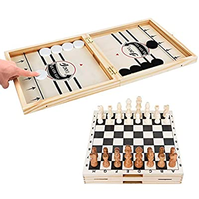Fast Sling Puck Game Paced  International Chess 07042021064325
