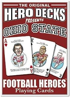Hero Decks - Ohio State - Playing Cards