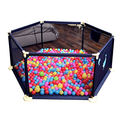 Check Out This YYHSND Game Fence Indoor and Outdoor 6 Panel with Zipper Storage Bag Suitable for Chi...