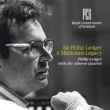 Sir Philip Ledger a Musician's Legacy