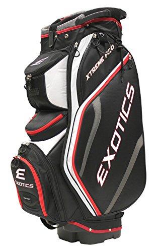 Tour Edge Exotics Extreme Pro Deluxe Cart Bag