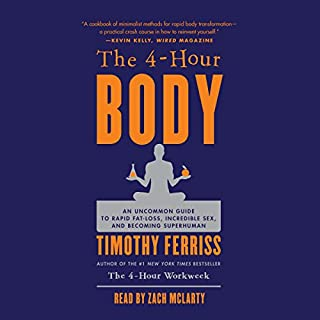 The 4-Hour Body Titelbild