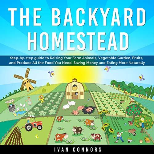 The Backyard Homestead cover art