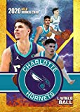 2020 LaMELO BALL Exclusive CUSTOM MADE Basketball Novelty Rookie Card - Charlotte Hornets