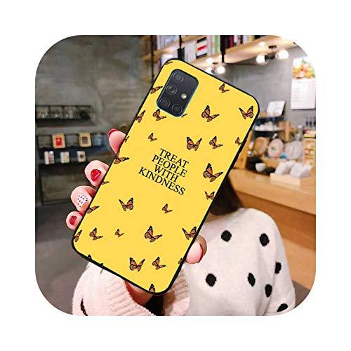 Harry Styles TPWK - Funda para Samsung Galaxy A21S A01, A11, A31, A81, A10, A30, A40, A50, A70, A80, A71, A51-a3, para Galaxy A50