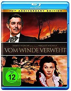 Vom Winde verweht [Blu-ray]