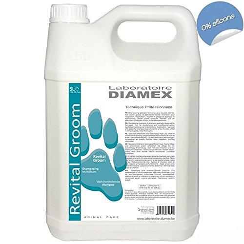 Diamex Shampoo Révital Groom-5l