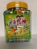 MDM JELLY STICKS GEL CANDY JAR 60PCS 42.33OZ (1200G)