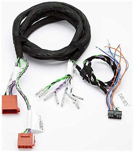 'Audison AP 260P & P I/O – ISO Extention in/out 260 cm/102 Câble de raccordement pour Audison Prima. Bit Amps