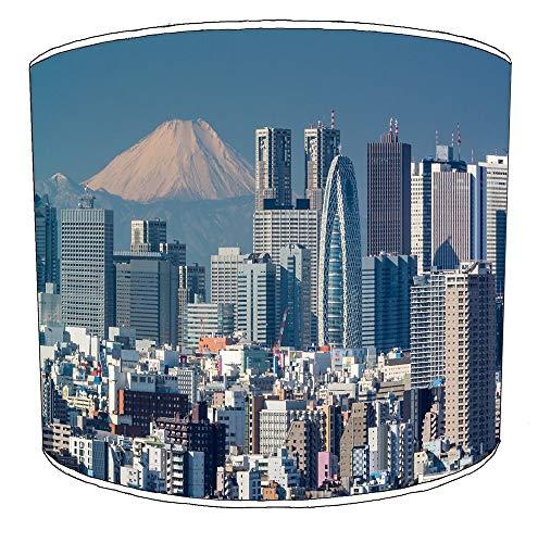 Premier Lighting Ltd 20cm Stadt von Tokyo Lampenschirme8 Für eine Deckenleuchte