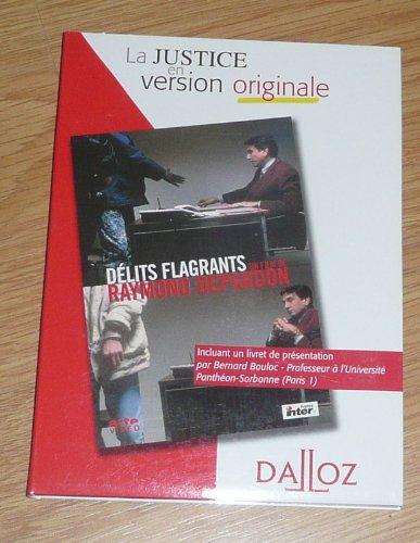 Délits flagrants (DVD), avec livret de présentation