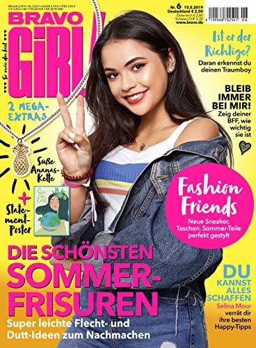 Bravo Girl 6/2019