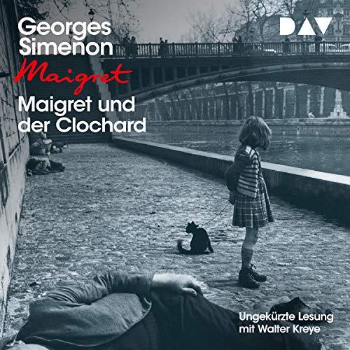 Maigret und der Clochard cover art