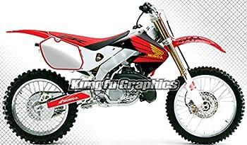 Best 1999 cr250 graphics kit Reviews