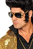 Brille Elvis, Gold