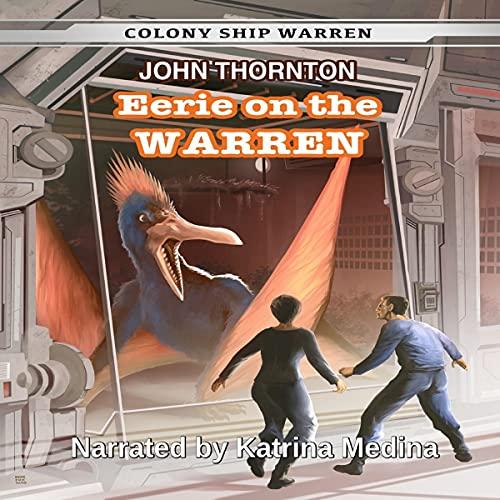 Eerie on the Warren cover art